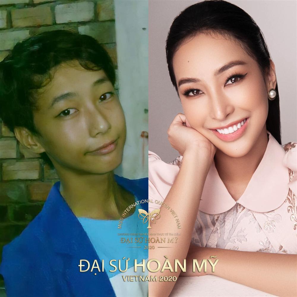 Lộ ảnh thời nam nhi của dàn thí sinh Hoa hậu Chuyển giới Việt Nam 2020-15