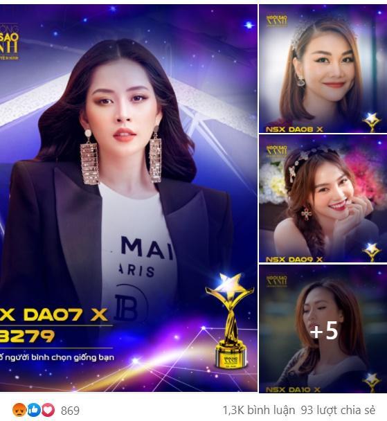 Chi Pu và Ninh Dương Lan Ngọc bị antifan đòi tẩy chay trên fanpage giải thưởng Ngôi sao xanh-1