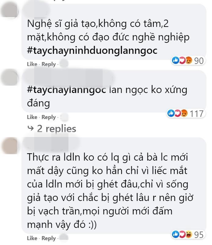 Chi Pu và Ninh Dương Lan Ngọc bị antifan đòi tẩy chay trên fanpage giải thưởng Ngôi sao xanh-4