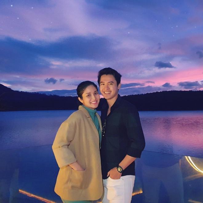 Thảo Trang thông báo có thai 5 tháng-2