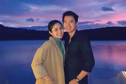Thảo Trang thông báo có thai 5 tháng