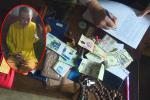 Giả danh tu sĩ 'cúng cầu an cầu lộc', đánh tráo 49 triệu đồng bằng tiền vàng mã