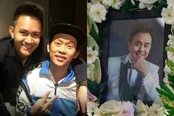 Con trai mừng sinh nhật Hoài Linh, thay mặt bố tiễn đưa nghệ sĩ Chí Tài
