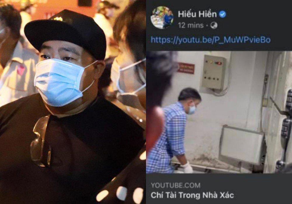 Hiếu Hiền vẫn bị ghét sau ồn ào công khai thi hài nghệ sĩ Chí Tài-3