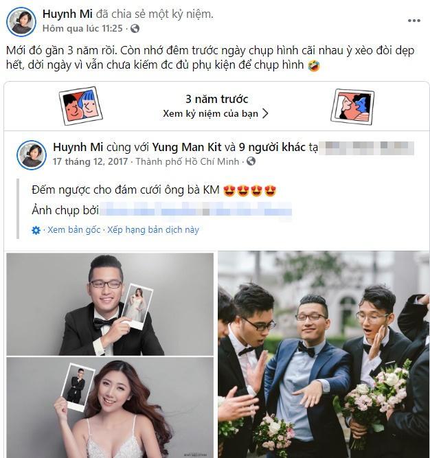Sau 3 năm kết hôn, em gái Trấn Thành tiết lộ từng muốn quay xe với ông xã ngoại quốc-1