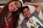 Đêm Noel của hot girl Việt: Kelly được tặng tiền trăm triệu, Linh Miu diện đồ hở hang-14