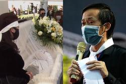 Nghẹn đắng bài thơ tiễn biệt cố nghệ sĩ Chí Tài của danh hài Hoài Linh