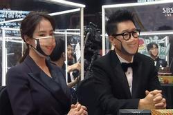 Lễ trao giải SBS tấu hài vì dàn nghệ sĩ đeo khẩu trang 'không hề giả trân'