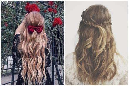 Muôn kiểu tóc đẹp cho mùa Giáng sinh 2020 rực rỡ