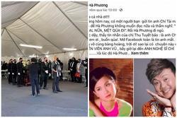Em gái tỷ phú của Cẩm Ly viếng và tặng đám tang nghệ sĩ Chí Tài 50.000 USD