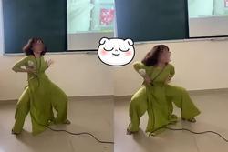 Tranh cãi dữ dội clip cô giáo ở TP. HCM nhảy 'sexy' trong lớp học: Tạo tiếng cười vui trên giảng đường hay vượt ngoài chuẩn mực sư phạm?