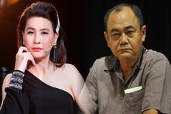 Khép lại ồn ào, Cát Phượng ủng hộ NSND Việt Anh tranh giải thưởng 'Ngôi Sao Xanh'