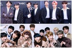 Những nhóm nhạc xuất sắc của Hàn Quốc trong 2020