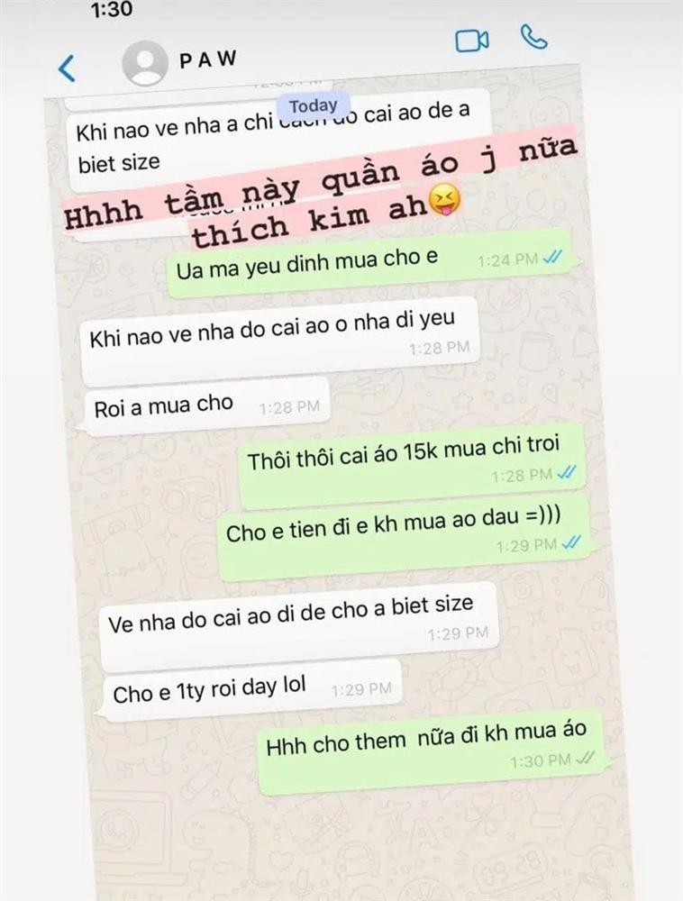 Hot girl ăn chơi số 1 Sài thành khoe chồng Việt kiều cưng chiều như trứng mỏng-3