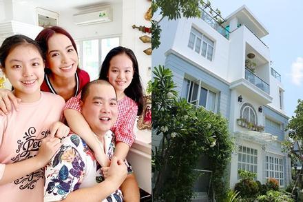 Biệt thự 500.000 USD siêu đẹp của Thúy Hạnh - Minh Khang