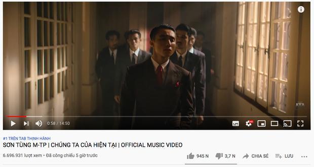 MV mới của Sơn Tùng M-TP: Nhiều sạn, nhạc thì hiểu nhưng nội dung mù tịt-1