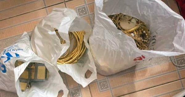 Đi làm quần quật ngoài đồng, ở nhà trộm vào khoắng sạch tiền, vàng trị giá 600 triệu-1