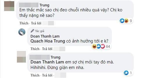 Diva Thanh Lam phản ứng gắt khi bị chê phụ kiện kém sang-4
