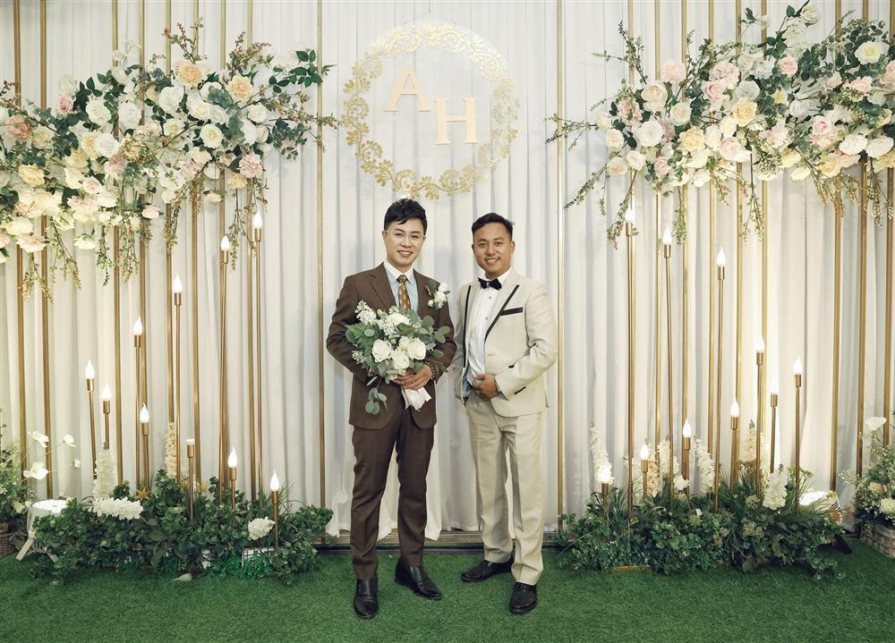 MC Lê Anh bất ngờ làm đám cưới với thạc sĩ du lịch kém 10 tuổi-2