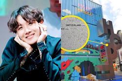 Thành phố Gwangju đúc tượng điêu khắc tặng riêng J-Hope BTS