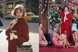 Thời trang Noel từ hơn 100 năm trước