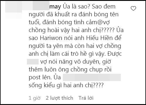 Yêu Trấn Thành hơn sau cái chết của Chí Tài, Hari Won khiến dân mạng nổi giận-5