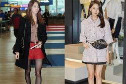 BLACKPINK Rosé, Yoona nhiều lần ái ngại vì đôi chân vòng kiềng