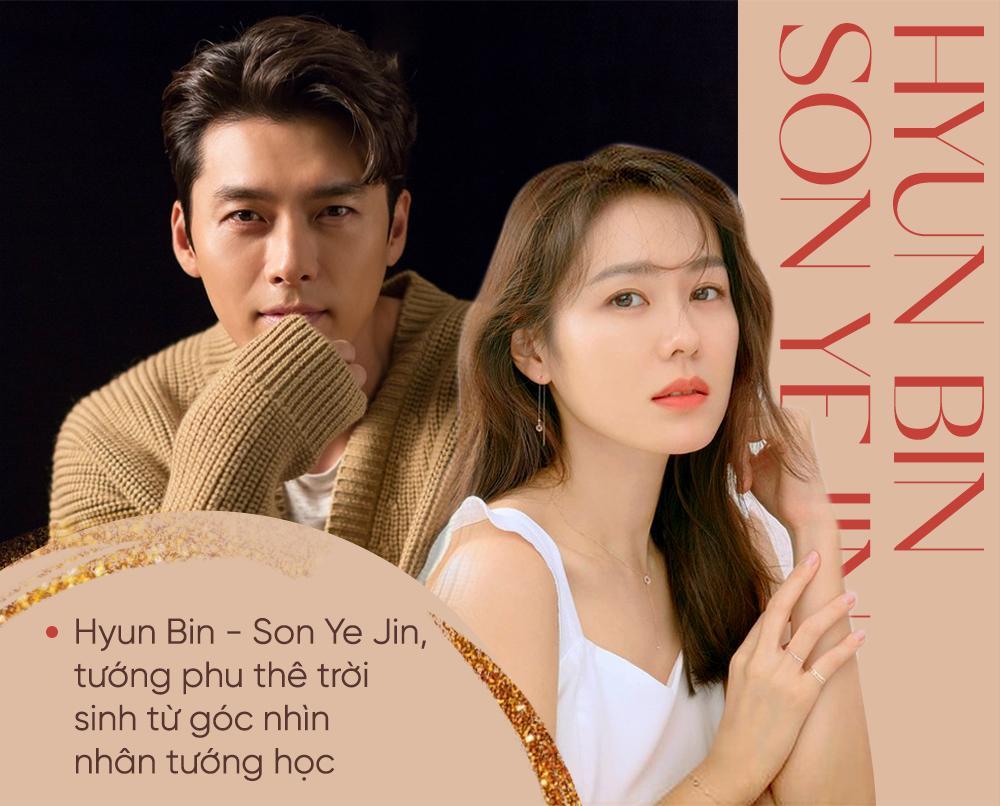 Cặp đôi vàng Hyun Bin và Son Ye Jin nên duyên vợ chồng nhờ tướng phu thê trời sinh?-1