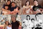Showbiz Việt bội thu gần 30 thiên thần nhỏ trong năm 2020