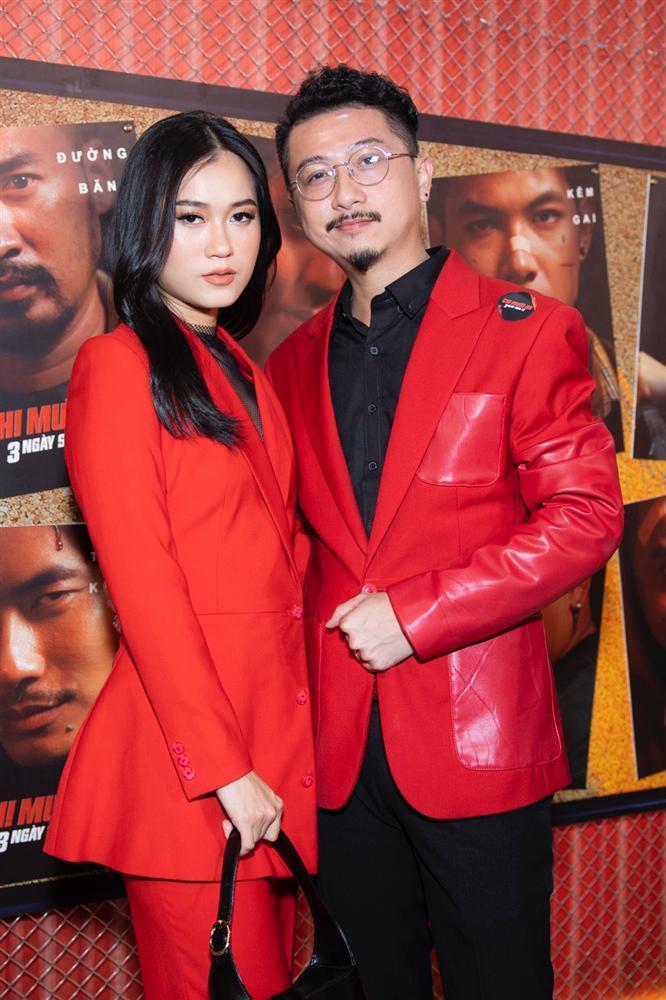 Cùng đến dự ra mắt phim Chị Mười Ba, Nam Em suýt chạm mặt Trường Giang - Nhã Phương-6