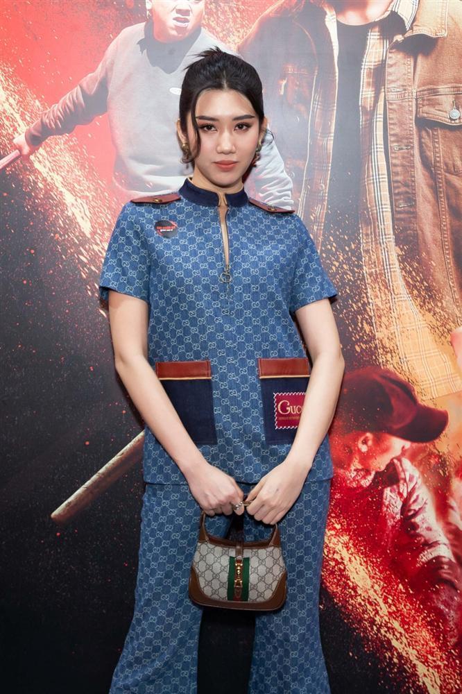 Cùng đến dự ra mắt phim Chị Mười Ba, Nam Em suýt chạm mặt Trường Giang - Nhã Phương-9