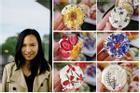 Cùng mẹ Việt ở Đức làm bánh bằng hoa quả khô tặng người thân cho lễ Giáng Sinh