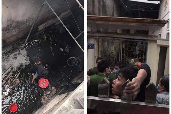 Nổ lớn tại một nhà dân ở Hà Nội, 2 người chết, 1 người bị thương-1