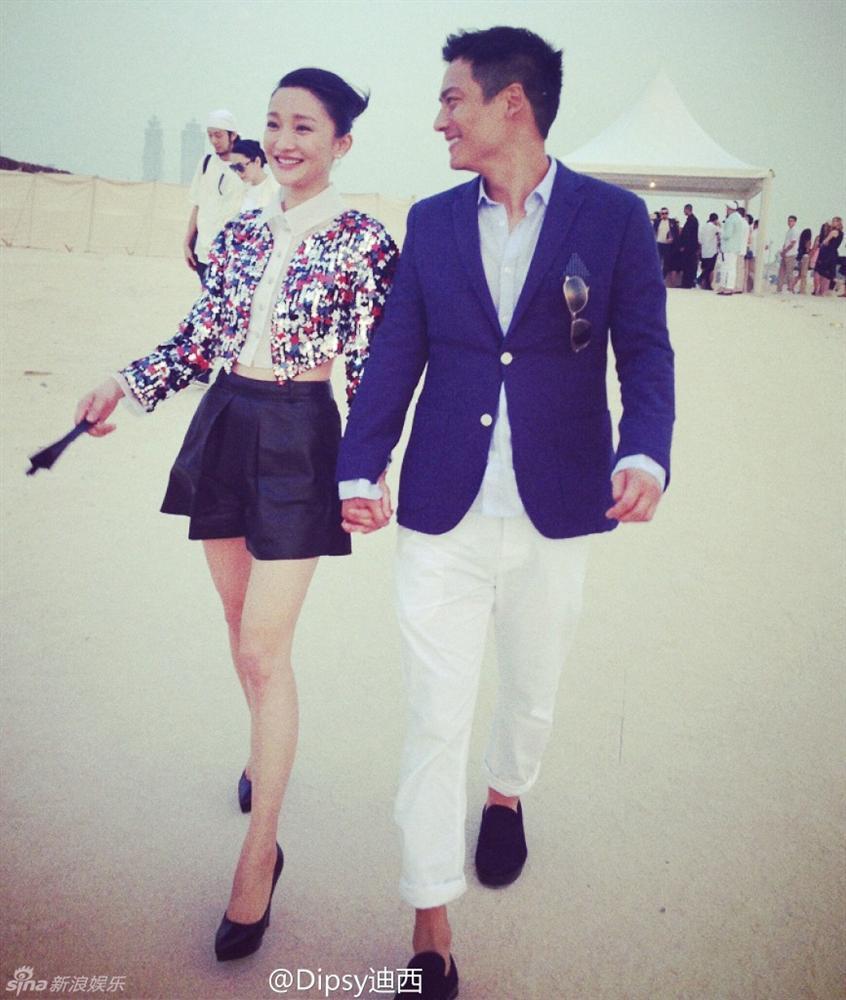 Châu Tấn - Cao Thánh Viễn chính thức xác nhận ly hôn-4