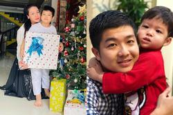 Nhật Kim Anh đón Giáng sinh cùng con trai giữa cuộc chiến với chồng cũ