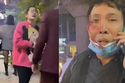 Cô gái đánh tóe máu mặt tài xế nói gì khi bị đàn em Khá Bảnh tát không trượt cái nào?