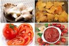 Những thực phẩm sẽ ngon và nhiều chất dinh dưỡng hơn gấp nhiều lần khi được nấu chín