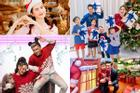 Sao Việt đón Giáng sinh: Người nô nức, người lẻ loi ôm nỗi nhớ trời Tây