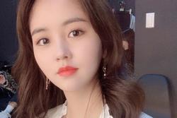 'Em gái mưa' Kim So Hyun khoe visual xinh như búp bê