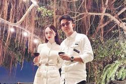 Hương Giang - Matt Liu chiếm spotlight Giáng sinh với ảnh đẹp đôi phát hờn