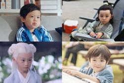 4 sao nhí nổi tiếng nhất của màn ảnh Hoa ngữ 2020