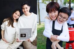 Trước khi mang bầu với người tình đồng giới, An Nguy từng thổ lộ ước muốn có con