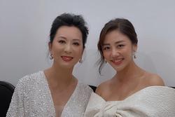 Gặp MC hải ngoại Kỳ Duyên, Văn Mai Hương tiết lộ lý do run rẩy