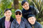 3 con trai của Bằng Kiều - Trizzie Phương Trinh