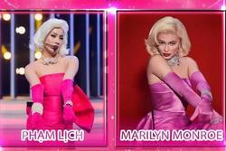 Gương mặt thân quen 2020 nhầm Kylie Jenner thành Marilyn Monroe