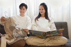 Người yêu chia sẻ ảnh hạnh phúc bên An Nguy, lên tiếng chuyện sinh con đồng giới