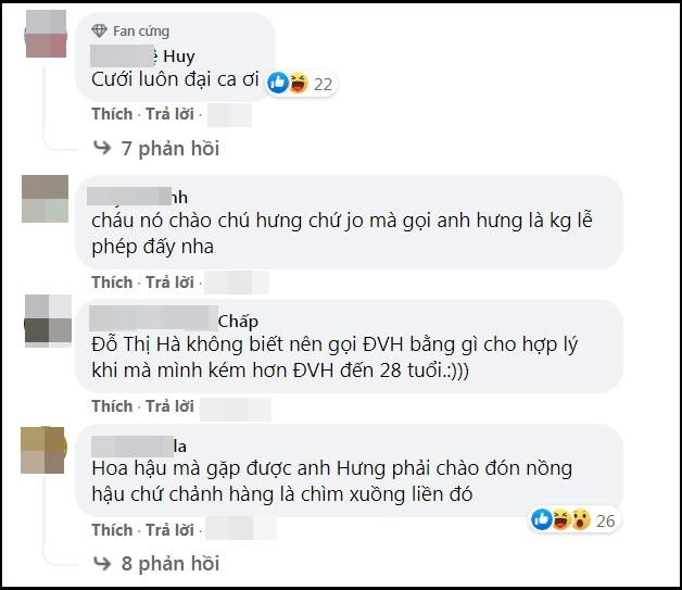 Hoa hậu Đỗ Thị Hà gặp Đàm Vĩnh Hưng: Gọi anh hay chú cho phải phép?-2