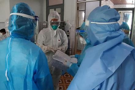 Phát hiện 1 người nhiễm Covid-19 nhập cảnh trái phép từ Campuchia