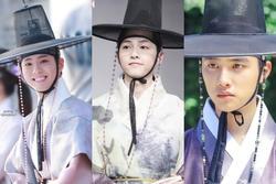 Song Joong Ki, Park Bo Gum và các mỹ nam Hàn đọ sắc khi hóa thư sinh trong phim cổ trang