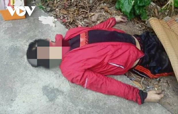 Nam thanh niên tử vong bên lề đường, nghi do sốc ma túy-1